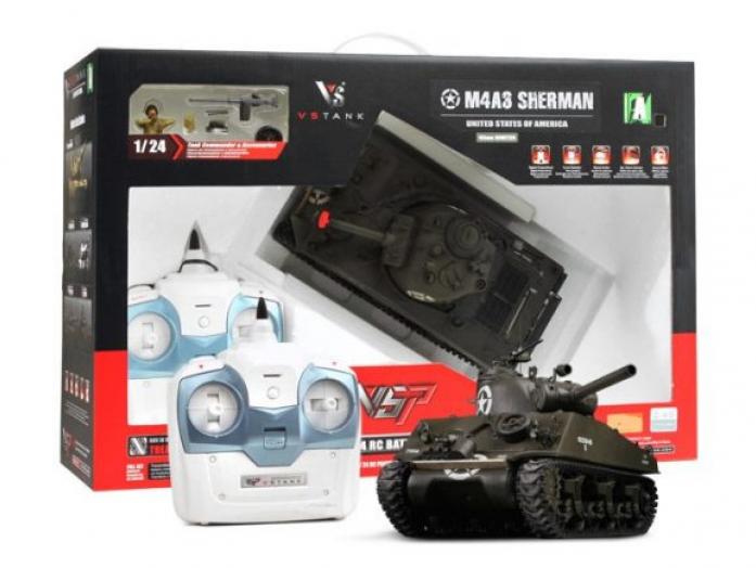 ���� �� ��������������� VSP US M4 Sherman 4 ������ 628434
