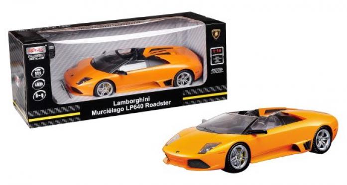 Машина радиоуправляемая MJX 1: 14 Lamborghini Lp640 8537