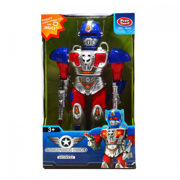 Робот Shantou Gepai Космический герой 9630