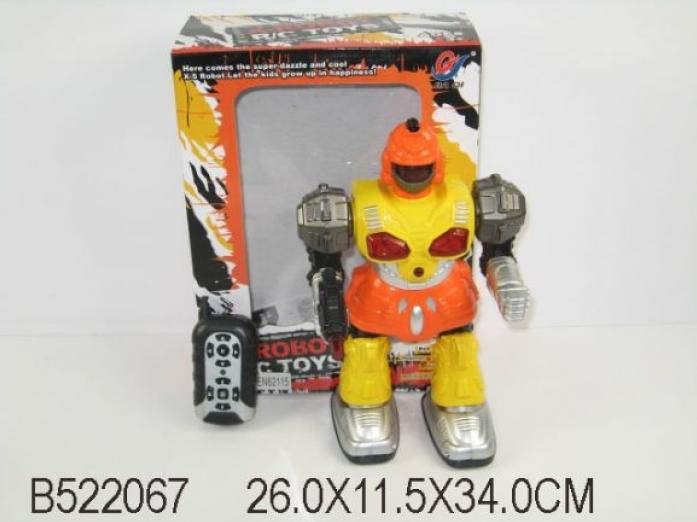 Робот радиоуправляемый Shantou Gepai Спасатель TT2013CD
