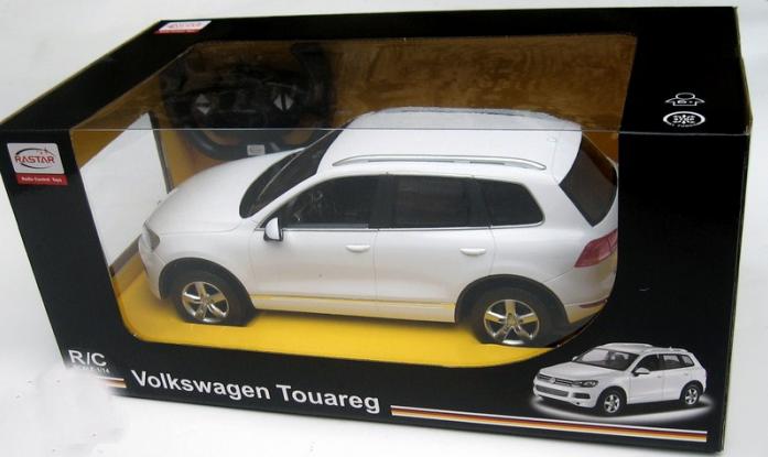 Машина радиоуправляемая Rastar 1: 14 Volkswagen Touareg 49300