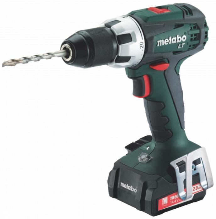 Аккумуляторный винтоверт Metabo BS 14.4 LT 602100510