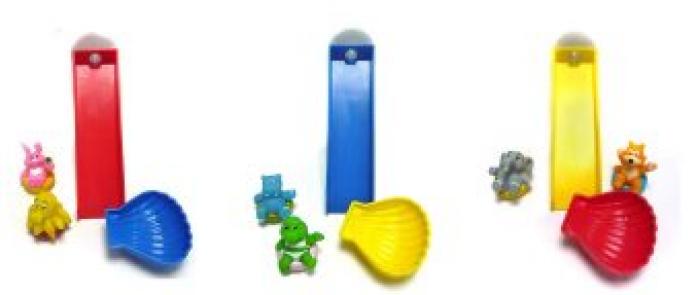 Игрушка для ванной Жирафики Веселые горки 681116