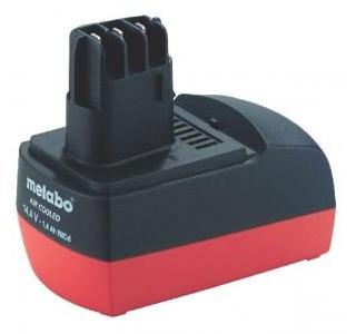 Аккумулятор Metabo 9,6В 2Ач NiCd BSZ 625471000