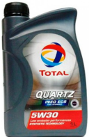 Total QUARTZ INEO ECS 5w30 (1л)