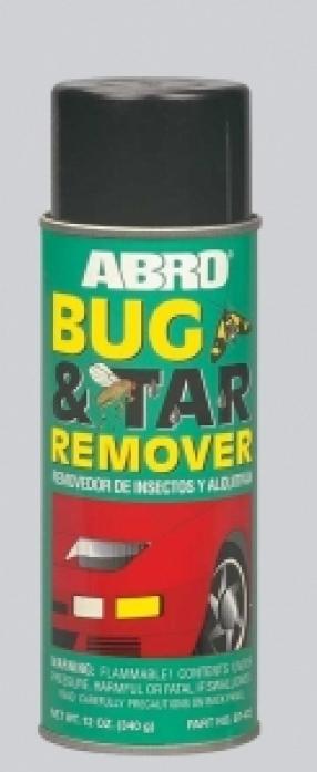 Очиститель битума и следов насекомых ABRO 340гр BT-422