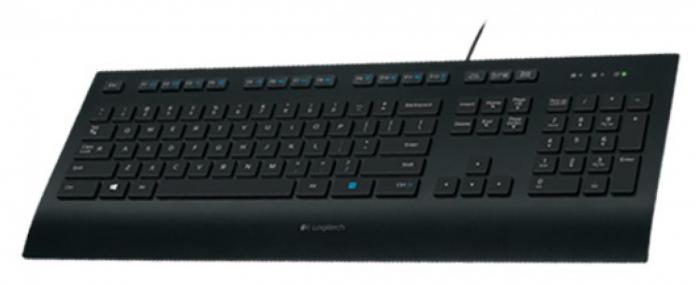 Клавиатура Logitech Keyboard K280E USB (920-005215)