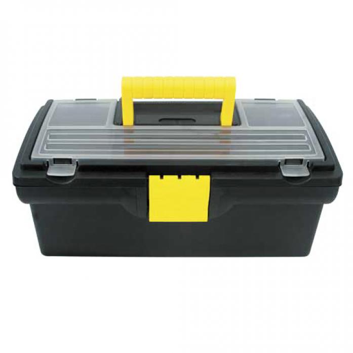 """Ящик пластиковый для инструмента 16"""" (405x215x160 мм) FIT 65501"""