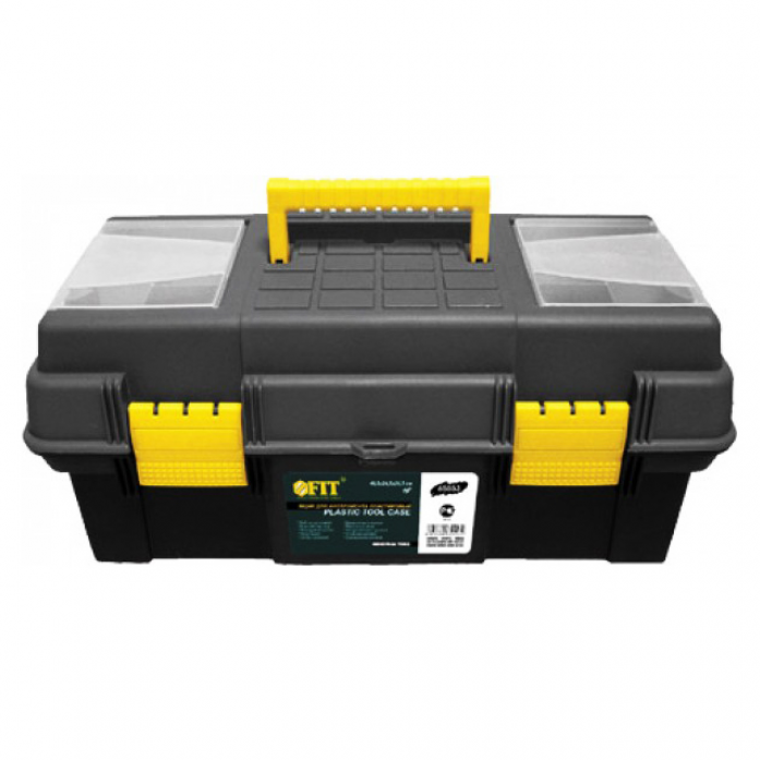 "Ящик пластиковый для инструмента 19"" (490х275х240 мм) FIT 65573"