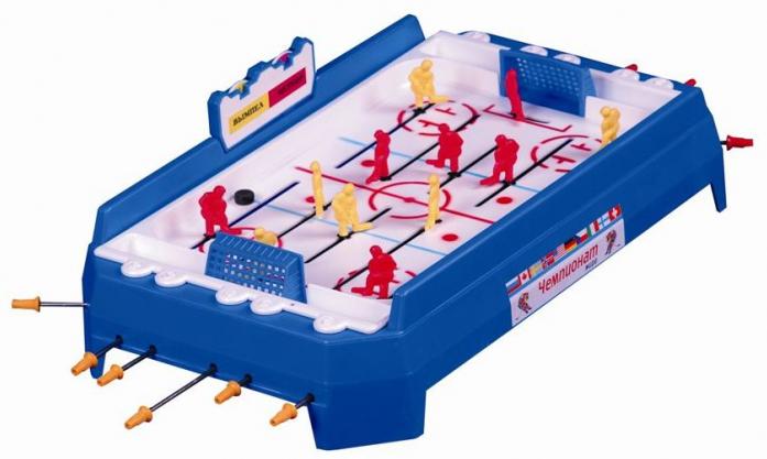 Настольная игра Огонек Хоккей С-200