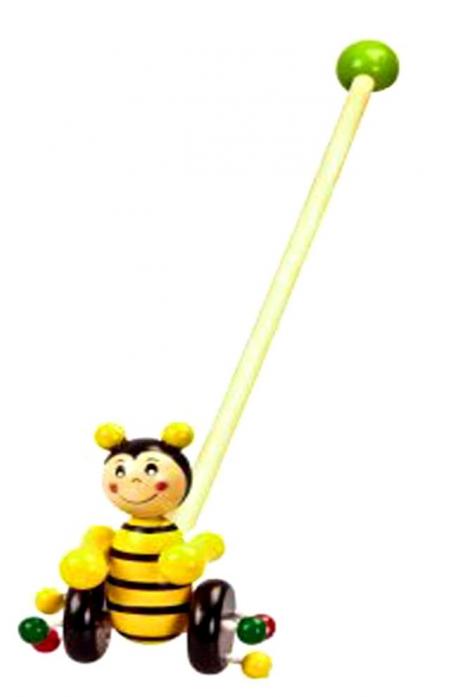 Каталка Mapacha Пчелка 76520