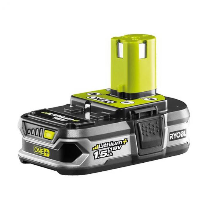 Аккумулятор Ryobi 18В 1,5Ач Li-ion RB18L15 3001905