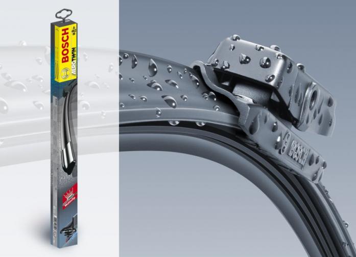 Щетка стеклоочистителя Bosch с/о AEROTWIN Multi-Clip 530 мм 3397008582 б/карк. 1шт