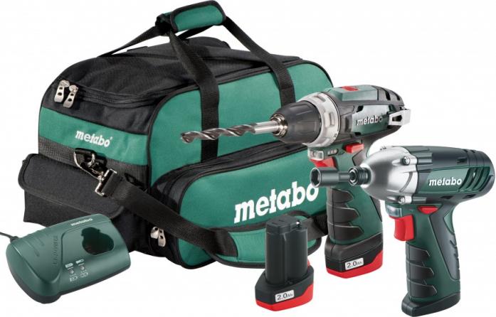 Комплект аккумуляторного инструмента Metabo Combo Set 2.3 685055000