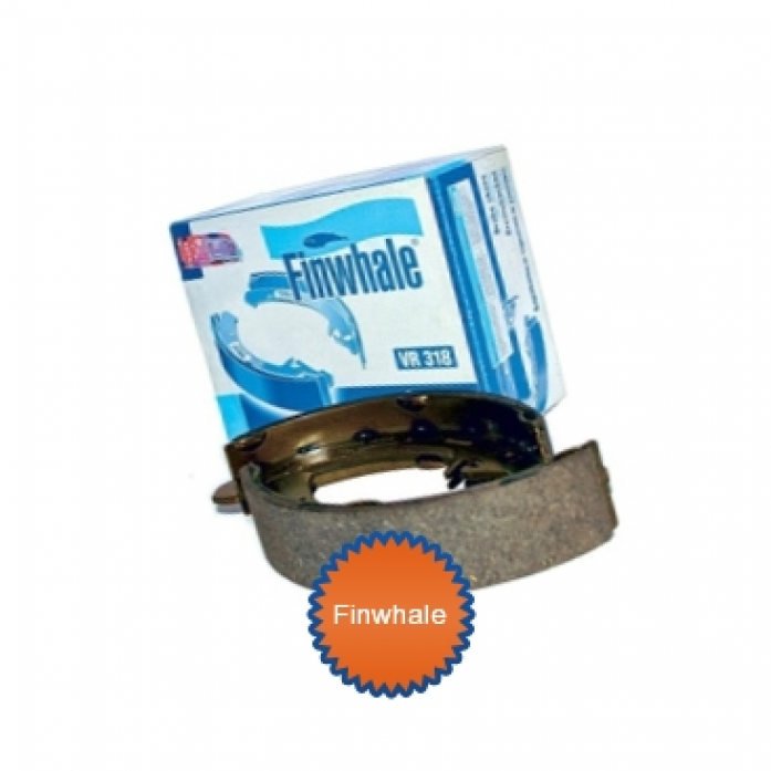 Тормозные колодки задние Finwhale VR-311 ВАЗ 2101-07