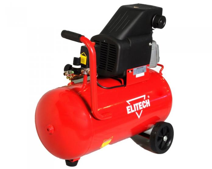 Масляный компрессор ELITECH КПМ 200/50