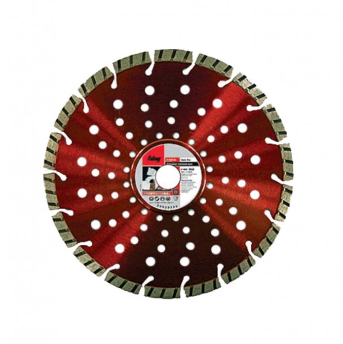 Диск алмазный FUBAG Stein Pro (180х22.2 мм) 11180-3