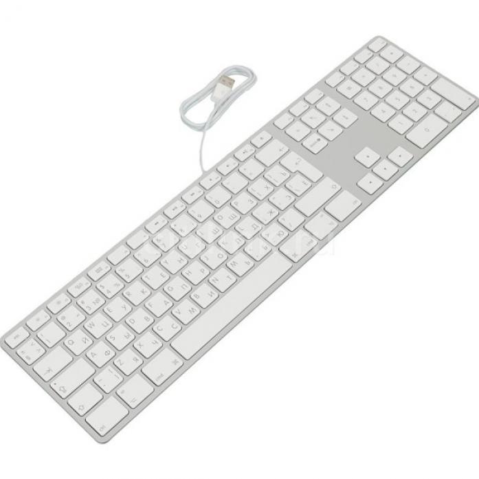 Клавиатура APPLE MB110RU/B