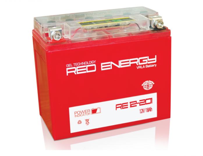 Аккумуляторная батарея Red Energy RE 12-201