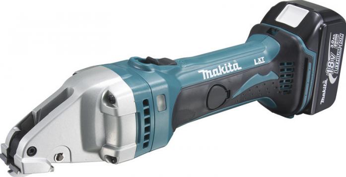 Аккумуляторные листовые ножницы Makita 14.4V BJS160RFE