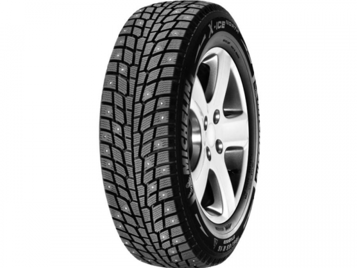 Шины Michelin X-Ice North 175/70 R13 82T (шип)