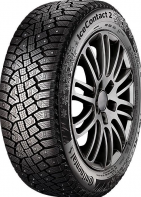 Continental Conti IceContact 2 175/65 R14 86T (шип)