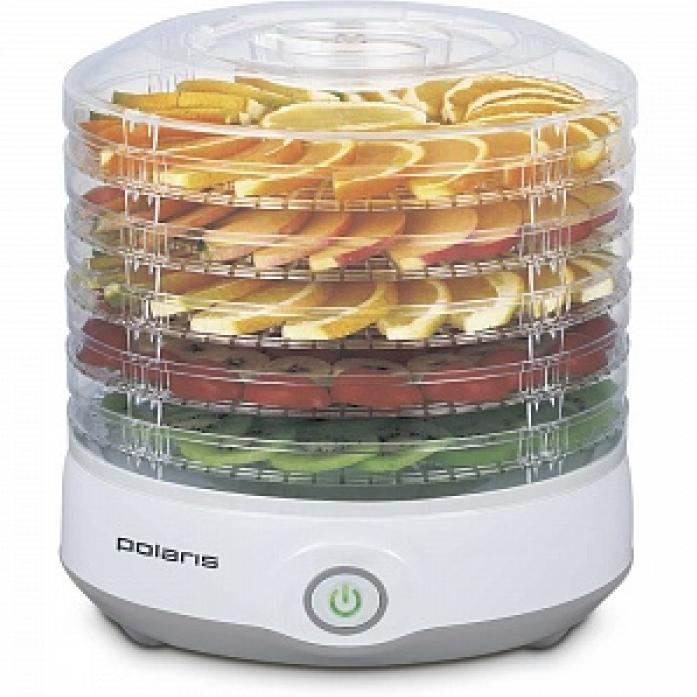 Сушка для фруктов и овощей Polaris PFD 0705 серый