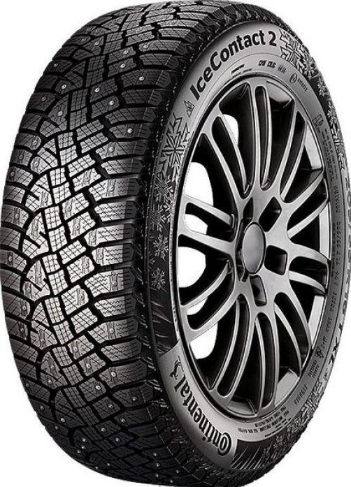 Шины Continental ContiIceContact 2 195/65 R15 95T (шип)