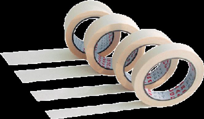 Лента маскировочная CF 25 мм (до 80) 9-100-0025