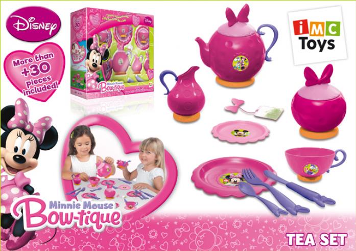Игровой набор посуды Imc Toys Minnie 180444