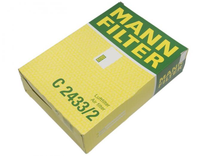 Фильтр воздушный MANN C 2433/2