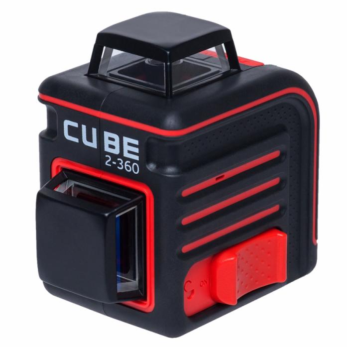 Построитель лазерных плоскостей ADA Cube 2-360 Ultimate Edition А00450