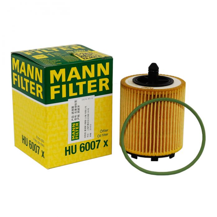 Фильтр масляный MANN HU 6007X
