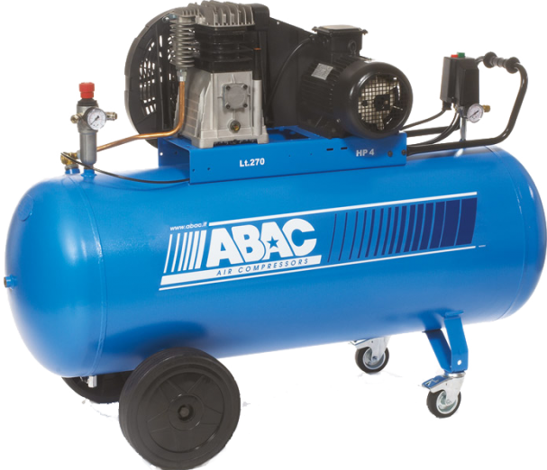 Компрессор Abac B 5900B/200 CT5.5 53LC701 (4116019694)