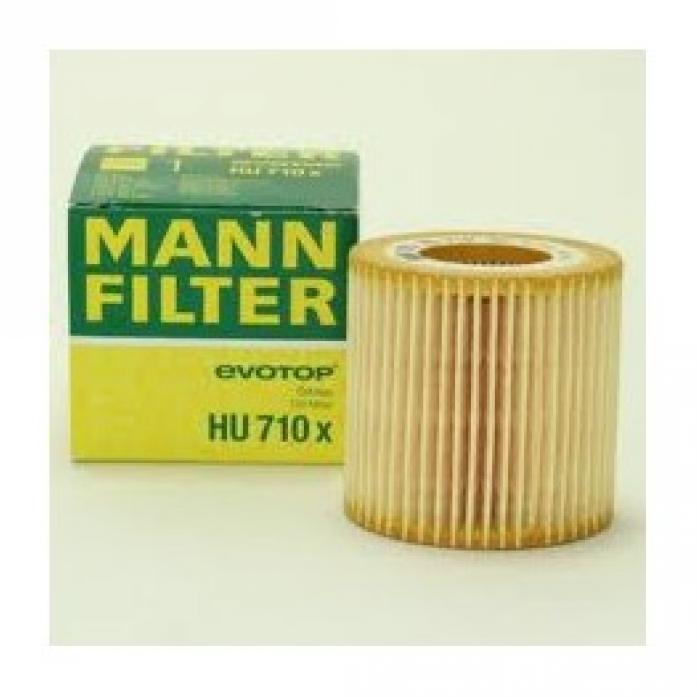 Фильтр масляный MANN HU 710X