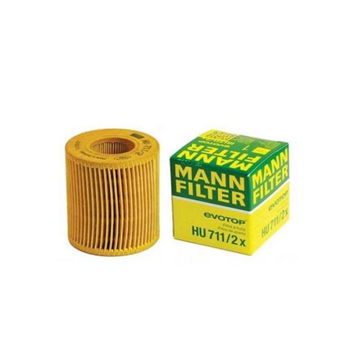Фильтр масляный MANN HU 711/2X
