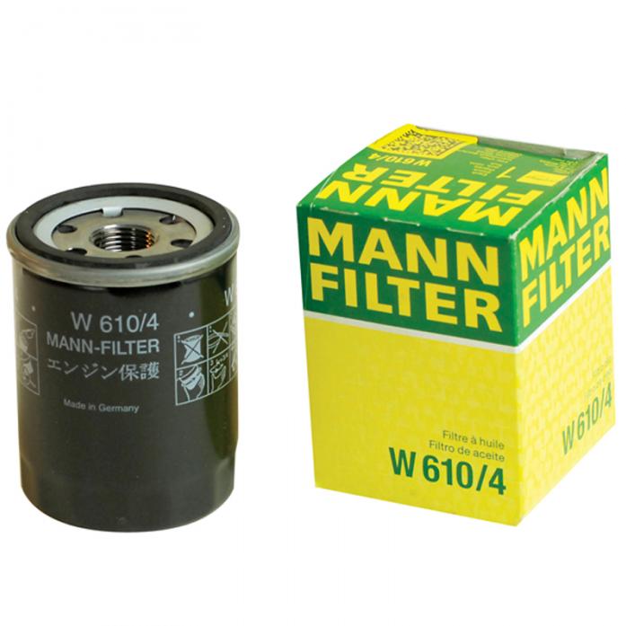 Фильтр масляный MANN W 610/4