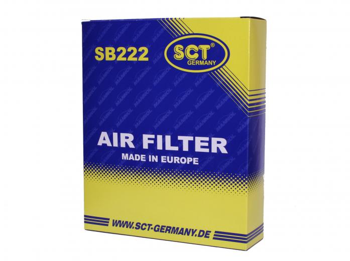 Фильтр воздушный SCT SB-222
