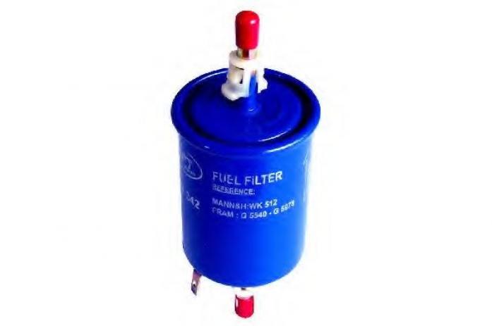 Фильтр топливный SCT ST-342 НИВА Шеви (защелк)