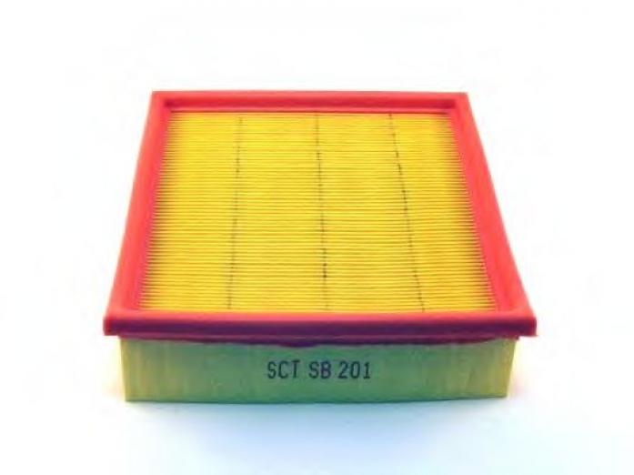 Фильтр воздушный SCT SB-201 ВАЗ инжектор