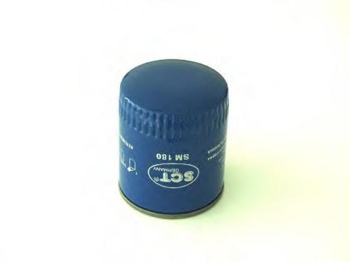 Фильтр масляный SCT SM-180 (ГАЗ-406 дв.)