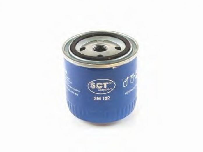 Фильтр масляный SCT SM-102 (2101-07)