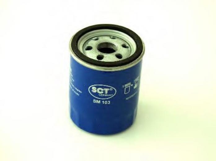 Фильтр масляный SCT SM-103