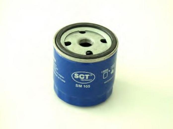 Фильтр масляный SCT SM-105 NEXIA, Нива Шевроле