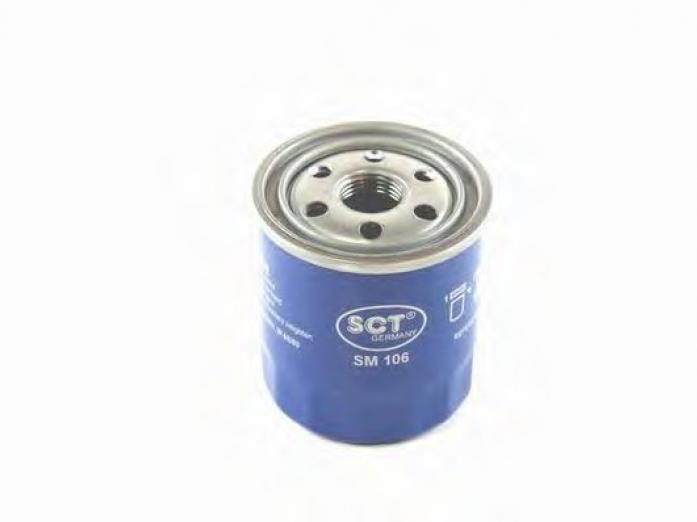 Фильтр масляный SCT SM-106