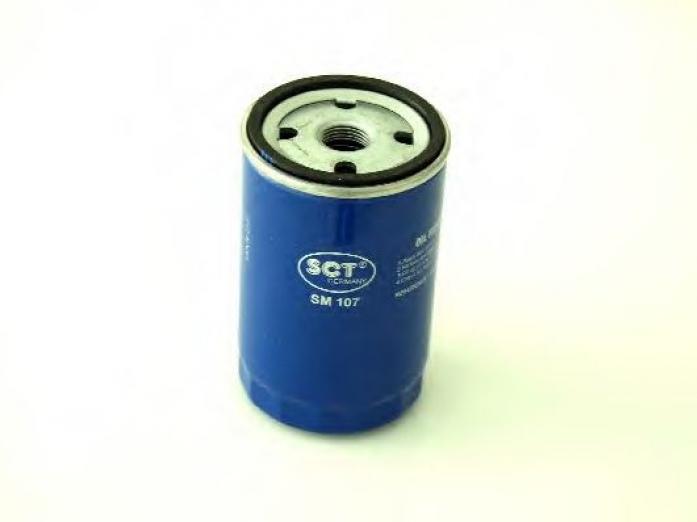 Фильтр масляный SCT SM-107