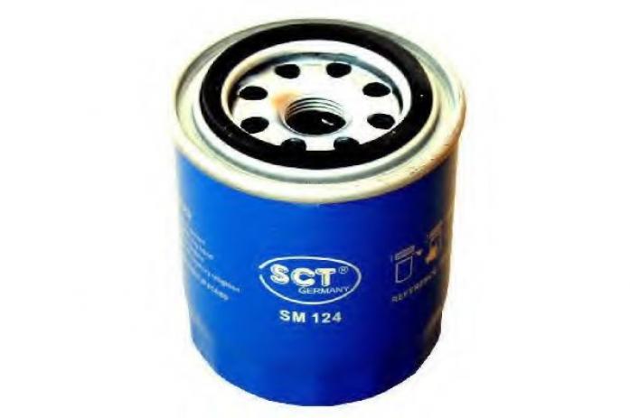 Фильтр масляный SCT SM-124