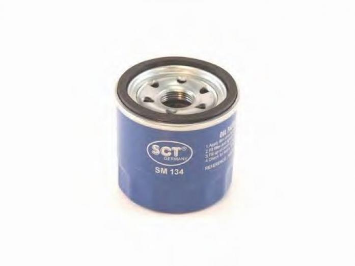 Фильтр масляный SCT SM-134 Spectra