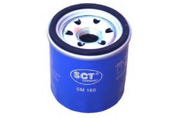 Фильтр масляный SCT SM-160 Matiz (25183779)