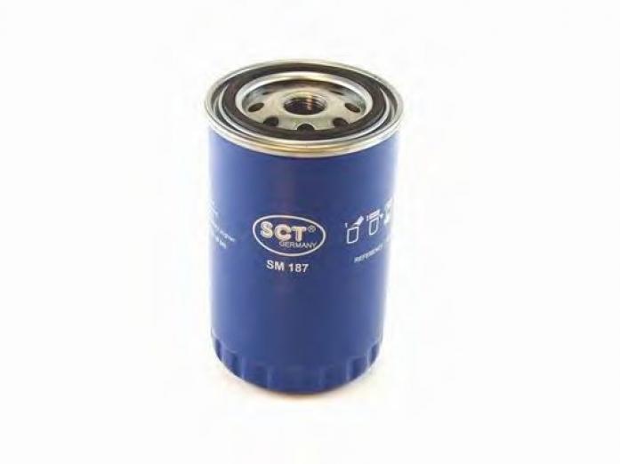 Фильтр масляный SCT SM-187